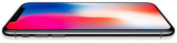 Дисплей iPhone X тоже может выгорать