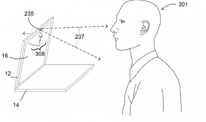 Google запатентовала ноутбук с мотором