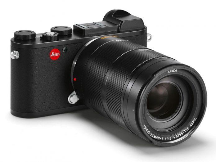 Leica представила новую беззеркальную камеру Leica CL