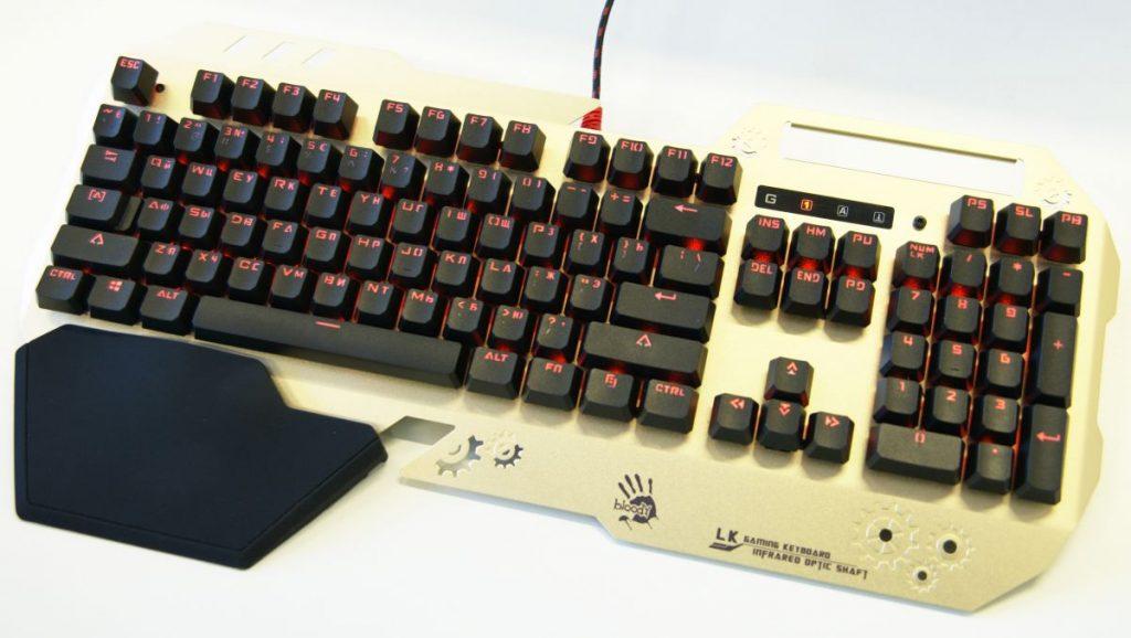 Механическая игровая клавиатура Bloody B860
