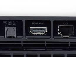 Интерфейсы PS 4