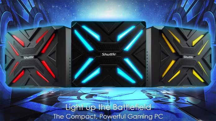 Shuttle представила игровой мини-ПК SZ270R9