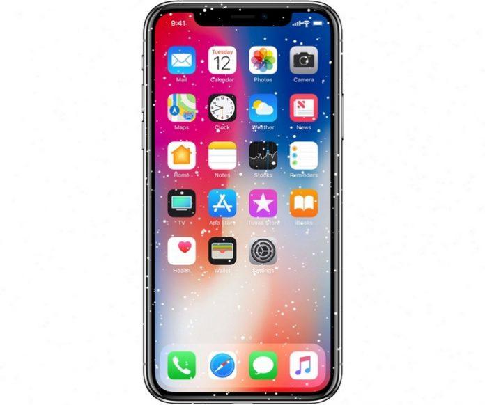 Экран iPhone X отказывается работать в холодную погоду