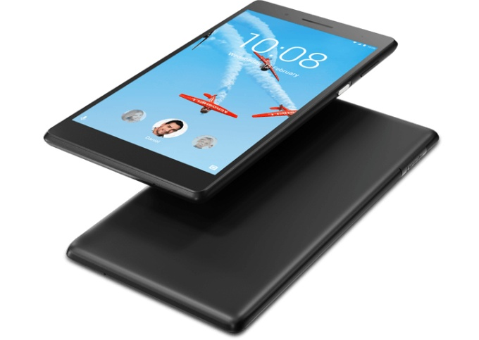 Lenovo представила пару маленьких бюджетных планшетов