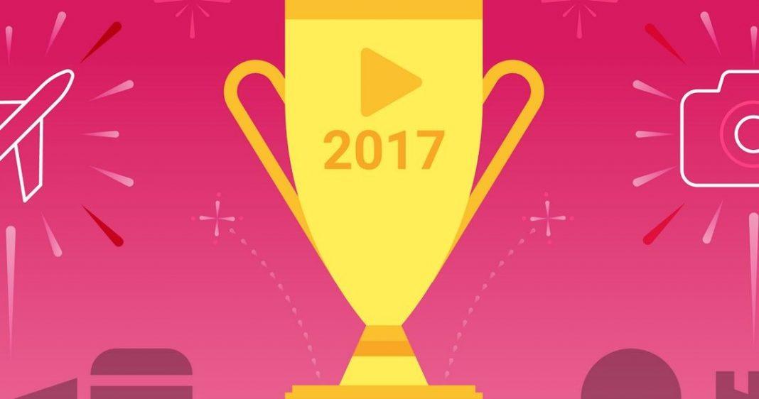 Лучшие приложения 2017 года для россиян по версии Google