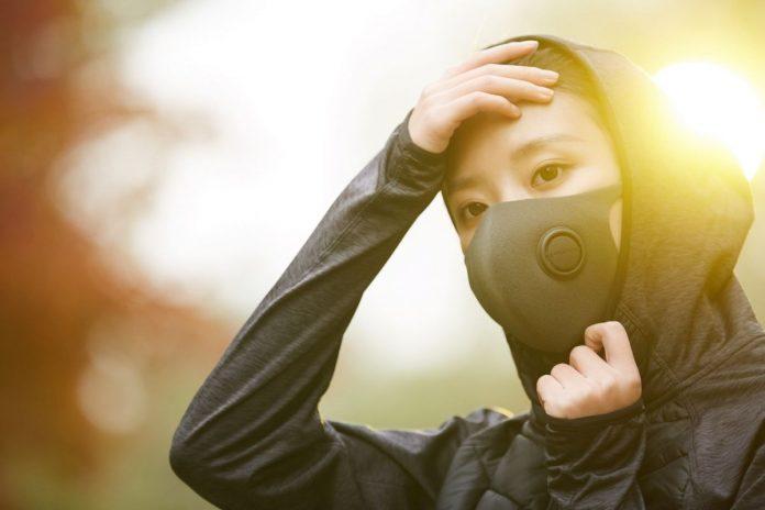 Xiaomi выпустила маску-респиратор