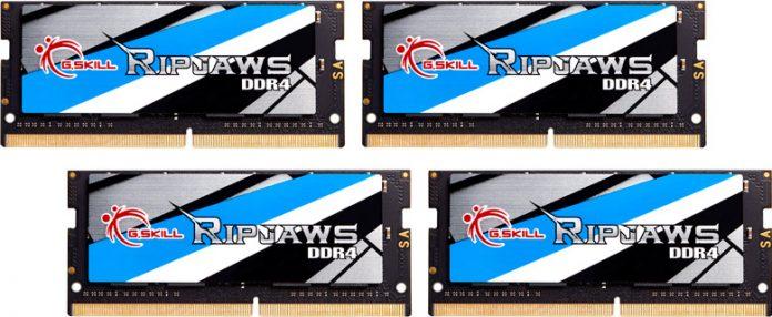 G.Skill представила самый быстрый набор памяти DDR4