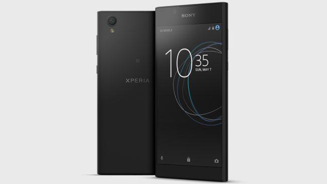 Тест и обзор смартфона Sony Xperia L1