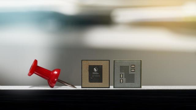 Топовый процесор для Galaxy S9: новый чип уже сейчас показывает, на что будут способны смартфоны в следующем году