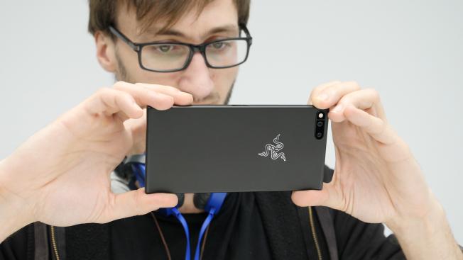 Тест и обзор смартфона Razer Phone