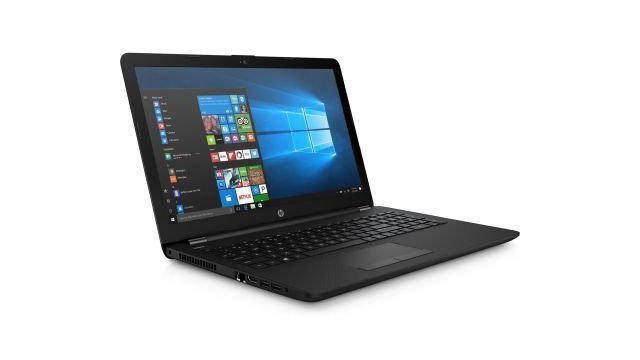 Тест и обзор ноутбука HP 15-bs061ng