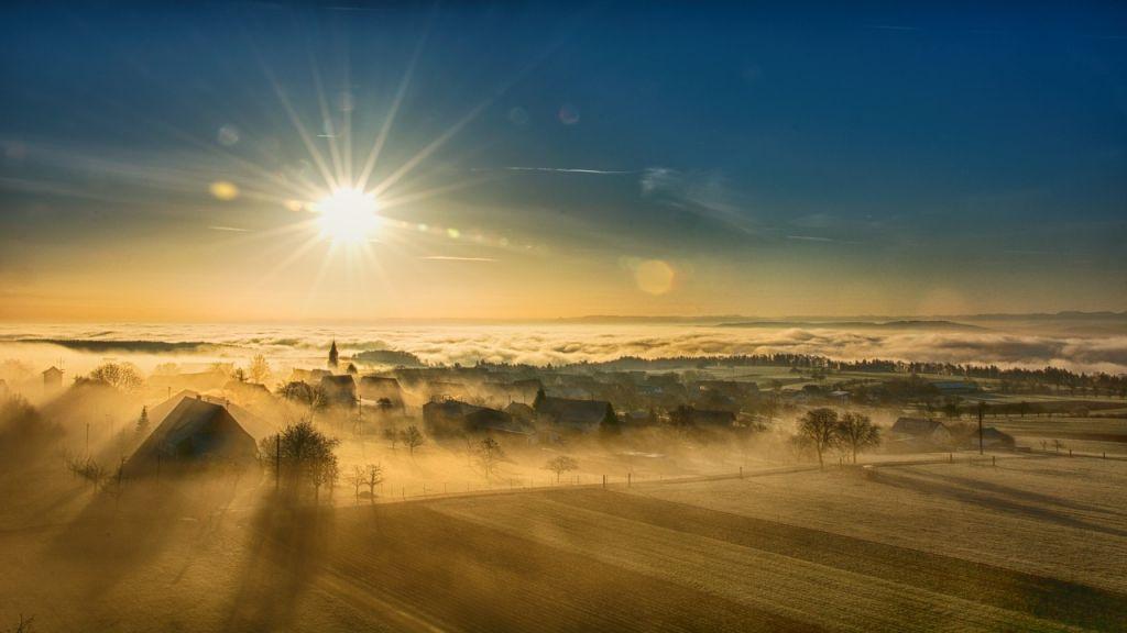 Как снимать «туманные пейзажи»