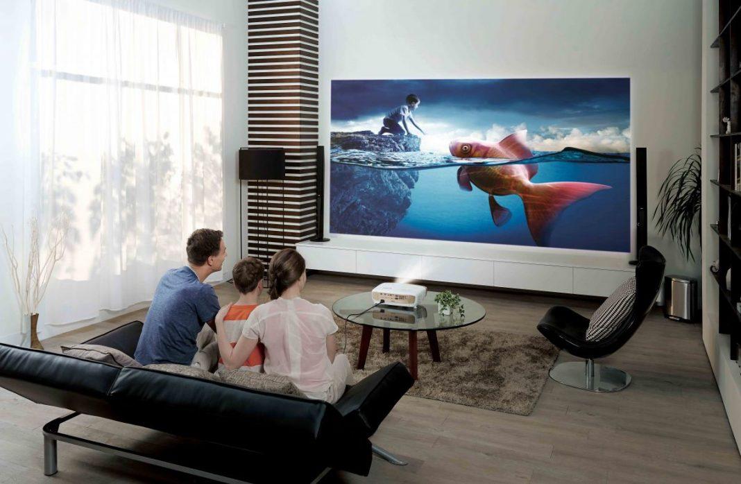 Проекторы для домашнего кинотеатра, игр и спорта: обзор новинок BenQ