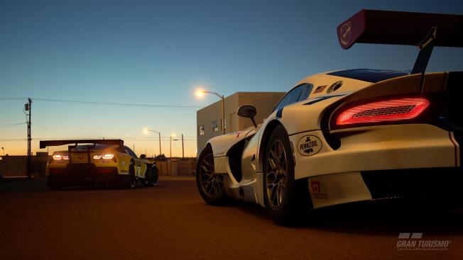 Тест и обзор игры Gran Turismo Sport