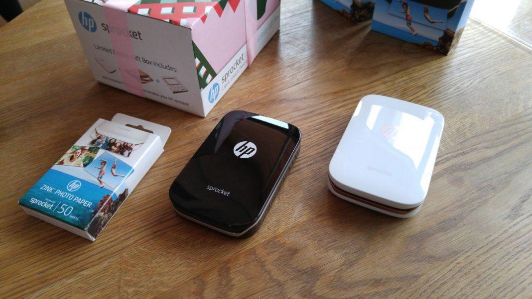 Компания HP представила сразу два компактных устройства для цветной печати