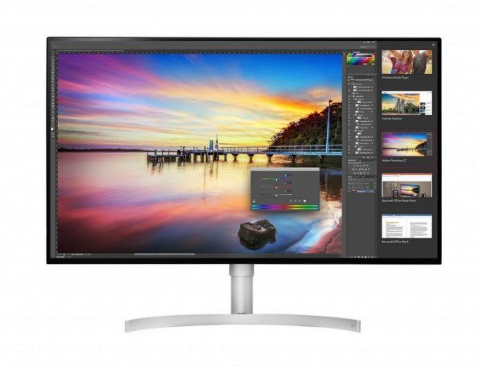 LG анонсировала первые мониторы с Nano IPS-матрицей и 5К-разрешением