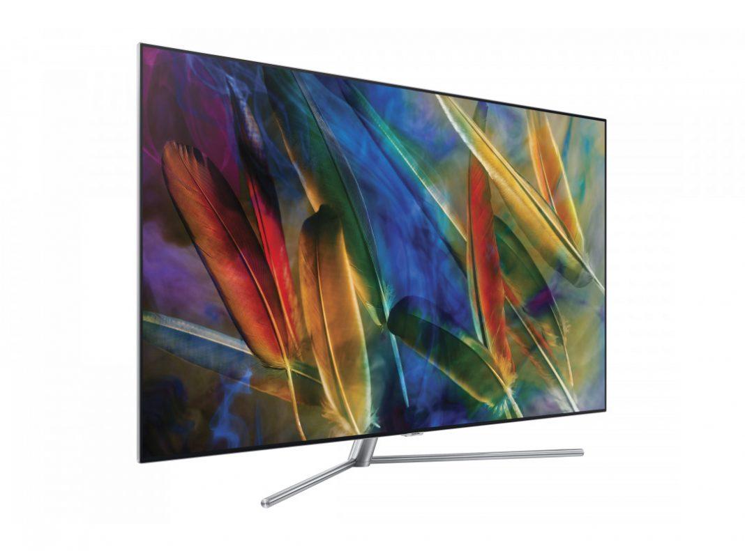Тест телевизора Samsung QE55Q7F: Сочная картинка