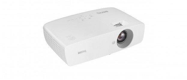 Тест проектора BenQ TH683: На первом ряду
