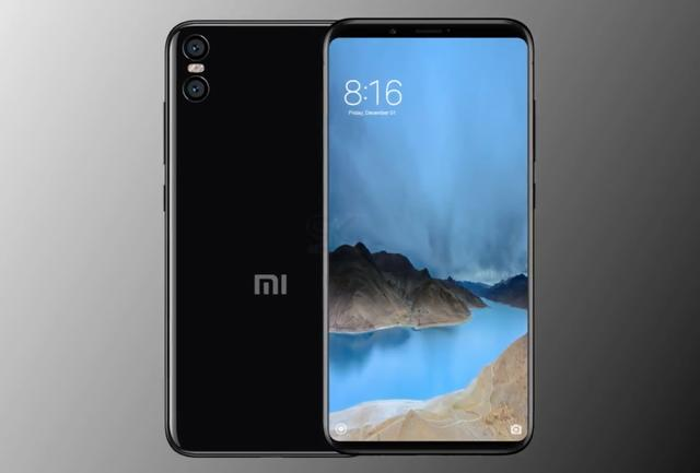 Флагман Xiaomi Mi7 будет камерофоном с4-кратным оптическим зумом