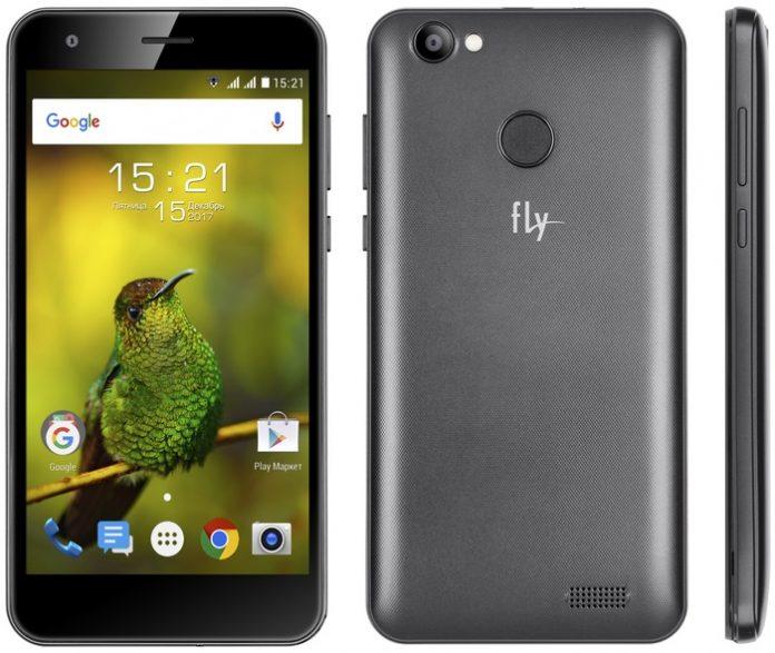 Fly представила долгоиграющий бюджетный смартфон Power Plus XXL