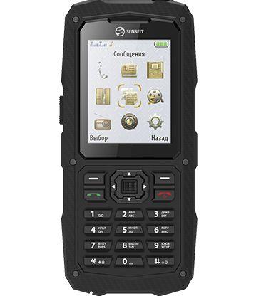 Senseit P210: неубиваемая «звонилка» за 2 990 руб.