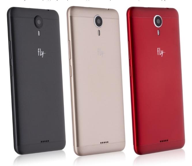 Fly Memory Plus — 5-дюймовый смартфон всего за 5 990 руб.