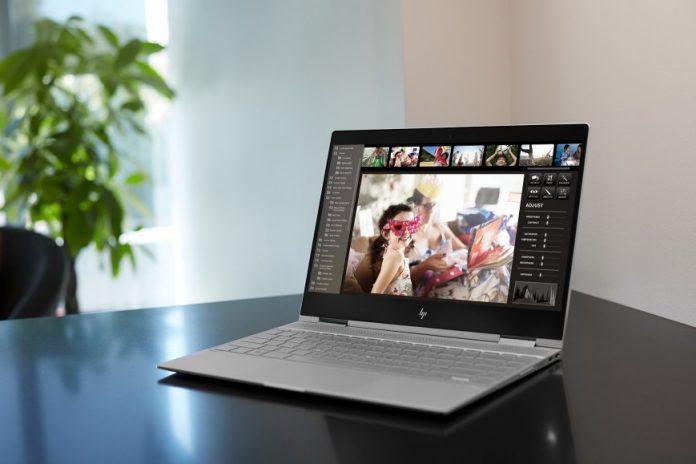 В Россию приехал ноутбук-перевертыш HP Spectre x360