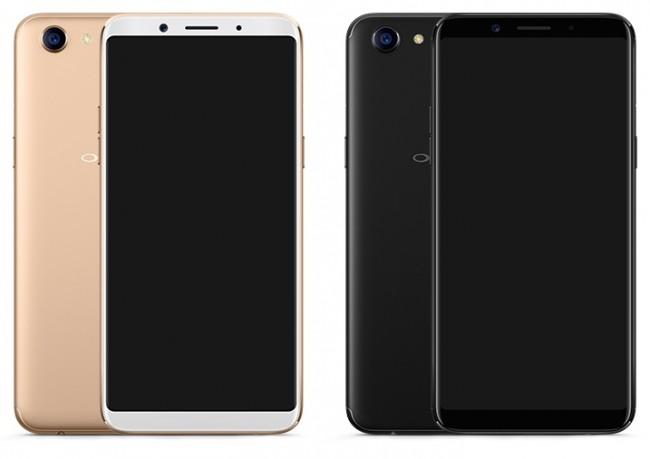 Безрамочный смартфон Oppo A75 оснащен 20-мегапиксельной фронтальной камерой