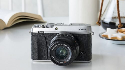 тест обзор фотокамеры fujifilm x-e3 маленькая подкупающе удаленькая