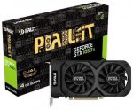 Palit GeForce GTX1050 Ti DUAL OC 4GB