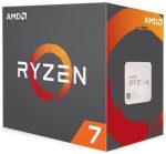 AMD Ryzen 7 1700 Boxed mit Wraith Spire Sockel AM4