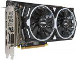 MSI Radeon RX 580 ARMOR 8G OC 8GB