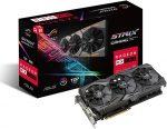 ASUS Radeon RX 580 ROG-STRIX-RX580-T8G-GAMING 8GB