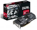 ASUS Radeon RX 580 DUAL-RX580-O4G 4GB