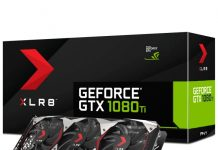 PNY Geforce GTX 1080Ti XLR8 OC GAMING