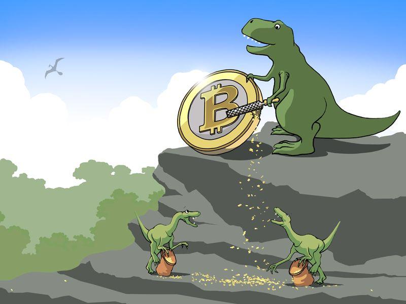 Вот так на самом деле вымерли динозавры