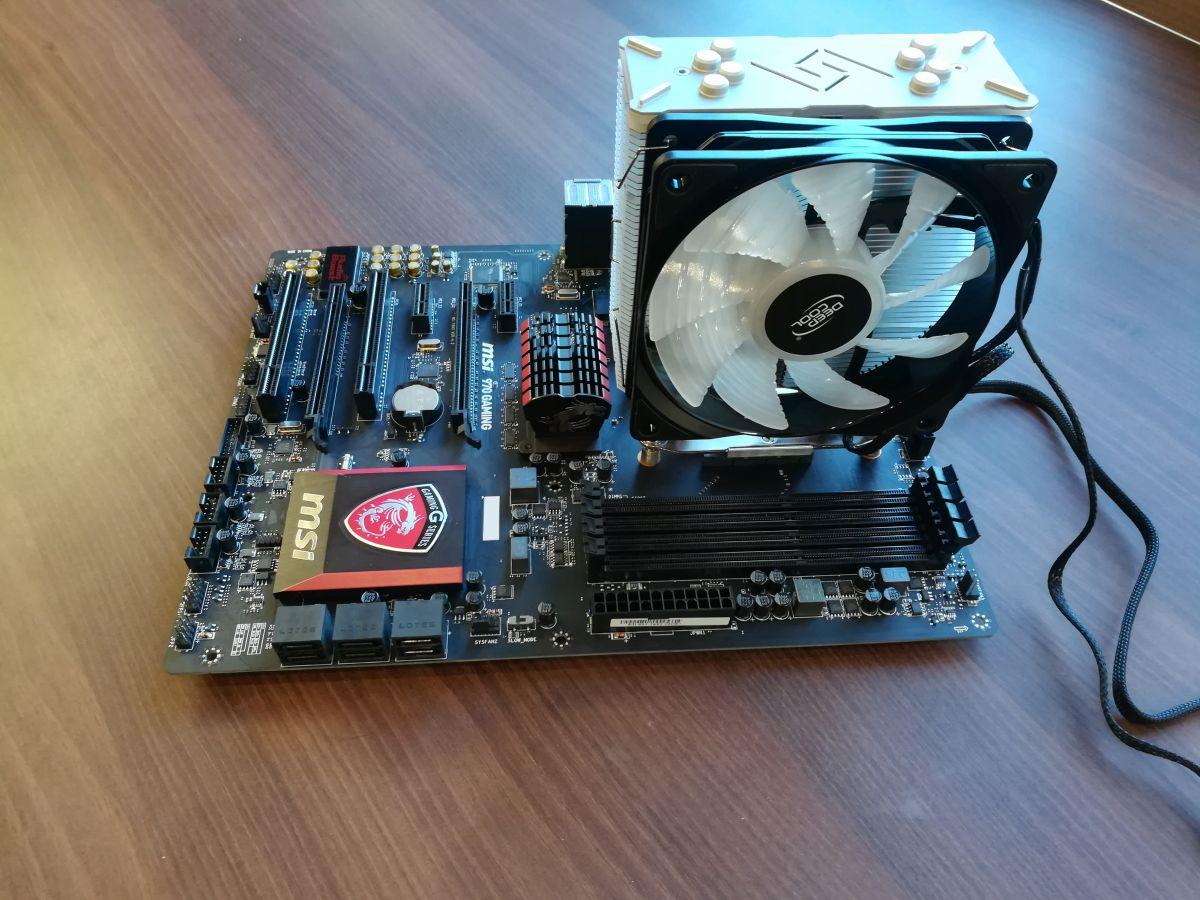 Собираем настольный ПК: шаг 3 — выбираем блок питания, радиатор и кулер для CPU