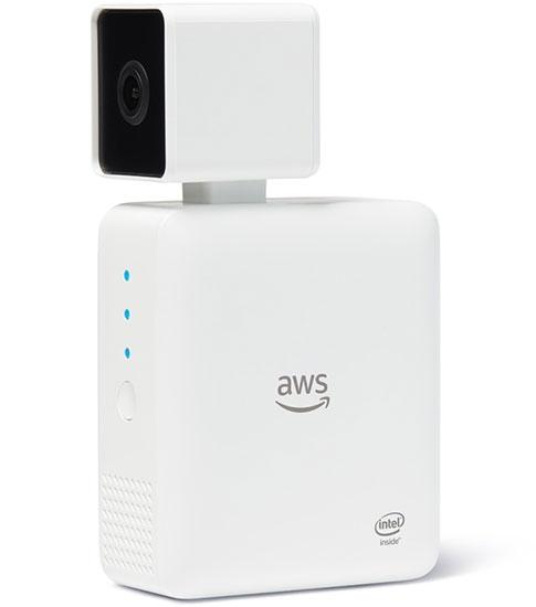 Intel и Amazon разработали камеру с искусственным интеллектом