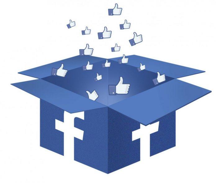 Facebook откроет в России «интернет-барахолку»