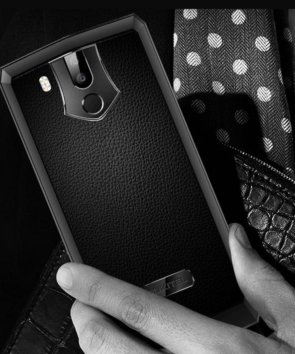 Qukitel анонсировала безрамочный смартфон K10 саккумулятором на11 000 мАч