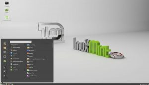 Рабочий стол Linux