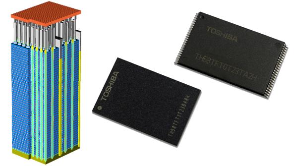 Новейшие технологии в SSD c 3D NAND-памятью