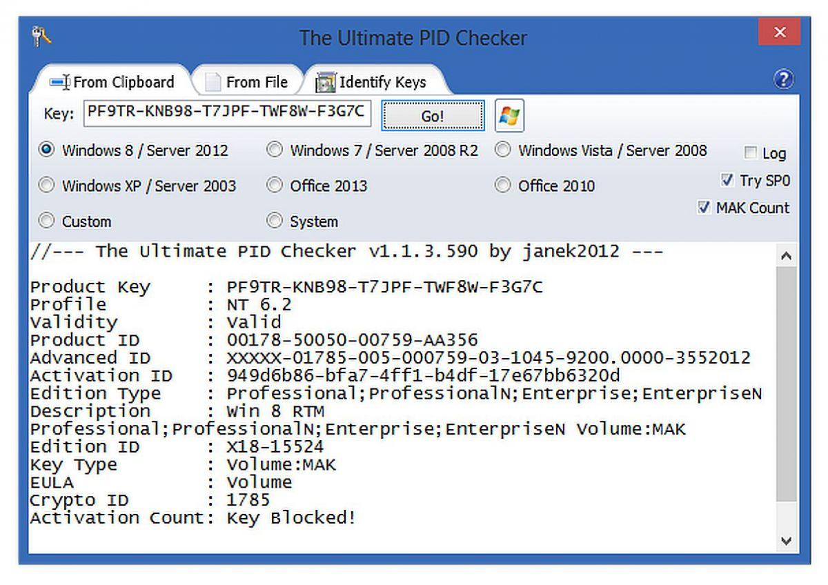 Как восстановить пропавший лицензионный ключ для Windows