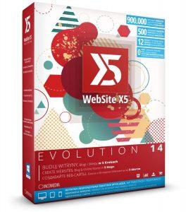 Обзор WebSite X5 Evolution 14: создатель сайтов для любителей и профи