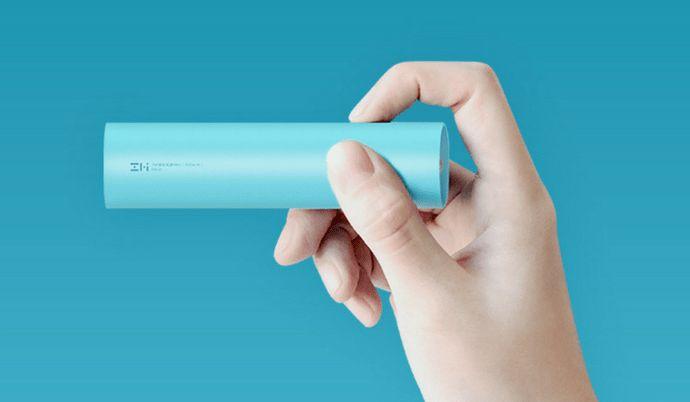 Xiaomi представила свой самый маленький пауэрбанк
