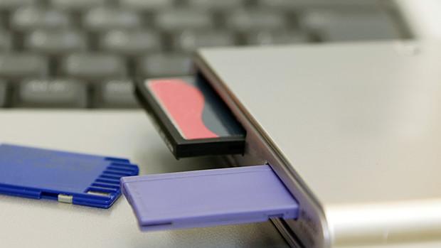 Кардридер для карты памяти