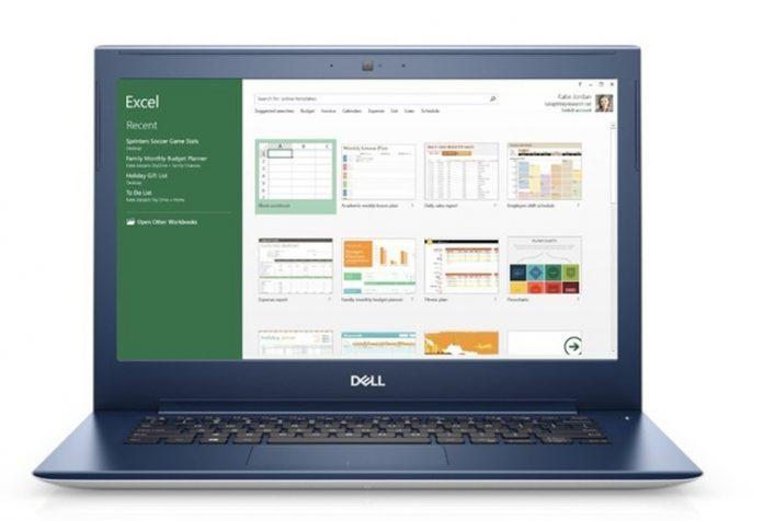 Ноутбук Dell Vostro 14 5471: процессоры Intel Core восьмого поколения и графика AMD Radeon