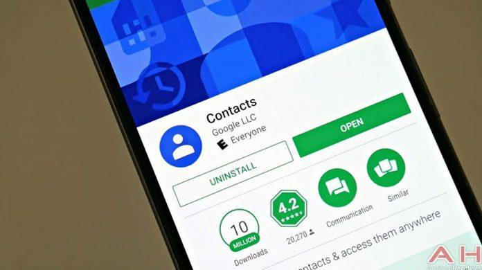 Как не потерять контакты Android: способы резервного копирования
