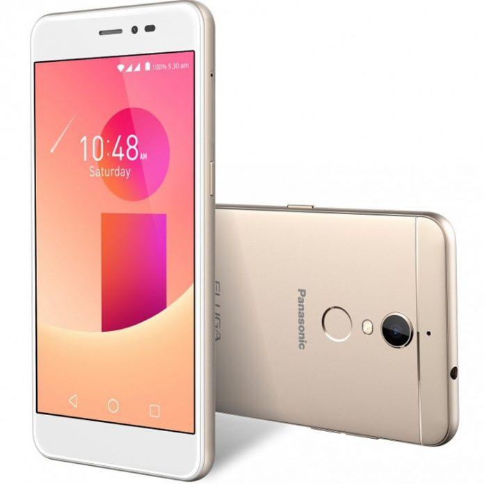 Panasonic представила 5-дюймовый смартфон Eluga I9