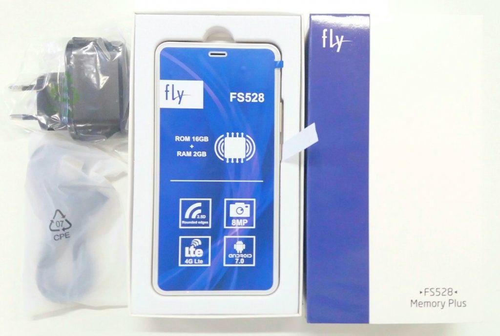 Первый взгляд на Fly Memory Plus: бюджетный смартфон с необычной начинкой